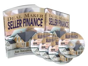 deal maker seller finance graphic